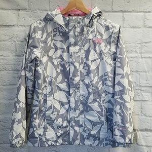 EUC North Face Dryvent Jacket Girls L (14/16) B4D